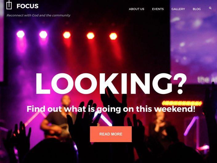 FOCUS – looking?