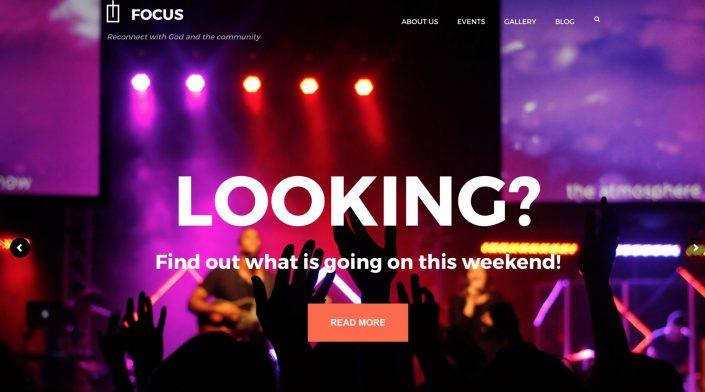 FOCUS - looking?